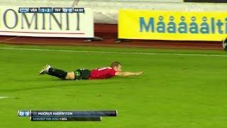 Höjdpunkter: Värnamo föll sent hemma mot Trelleborg - TV4 Sport