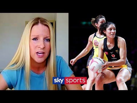 Vitality Superleague CANCELLED! With England Netball CEO Fran Connolly | Off The Court