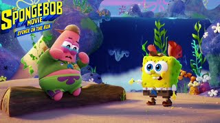 AWAL MULA PERSAHABATAN SPONGEBOB DAN PATRICK - The SpongeBob Movie: Sponge on the Run