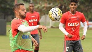 Treino do Flamengo (27/06)