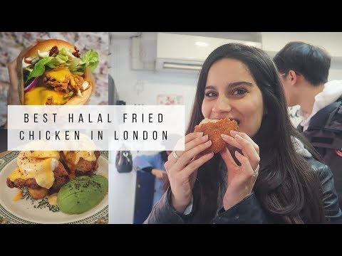 BEST HALAL FRIED CHICKEN IN LONDON | Halal Girl About Town