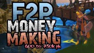 Runescape: F2p Money Making Guide / 600k-750k Per Hour/ Rs3 2015- 2016