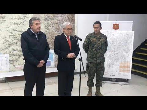 afpes: Presidente de Chile: