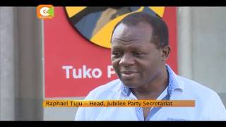 Jubilee's electronic card to ensure free, fair nominations