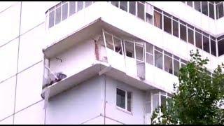 Последствия урагана в Перми
