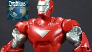Marvel Super Hero Mashers Silver Centurion Iron Man Hotshot Hot Rod Review