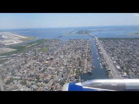 DL2205 Landing at JFK from Minneapolis-Saint Paul International Airport