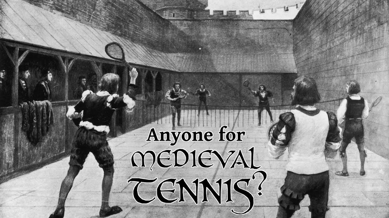 Medieval Tennis: A Short History and Demonstration