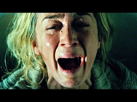 A Quiet Place | extended Super Bowl trailer (2018) en streaming