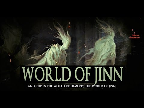 The World Of Jinn