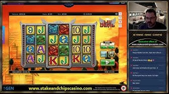 LIVE Online Casino Slot Play - Lil Devil - A few hearts to go ! Big Win