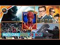 Venom PG 13 ?? - Sony Con 900 Personajes De Marvel - Kingsman 3 - Godzilla Vs King Kong