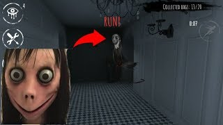 MOMO in Eyes The Horror Game