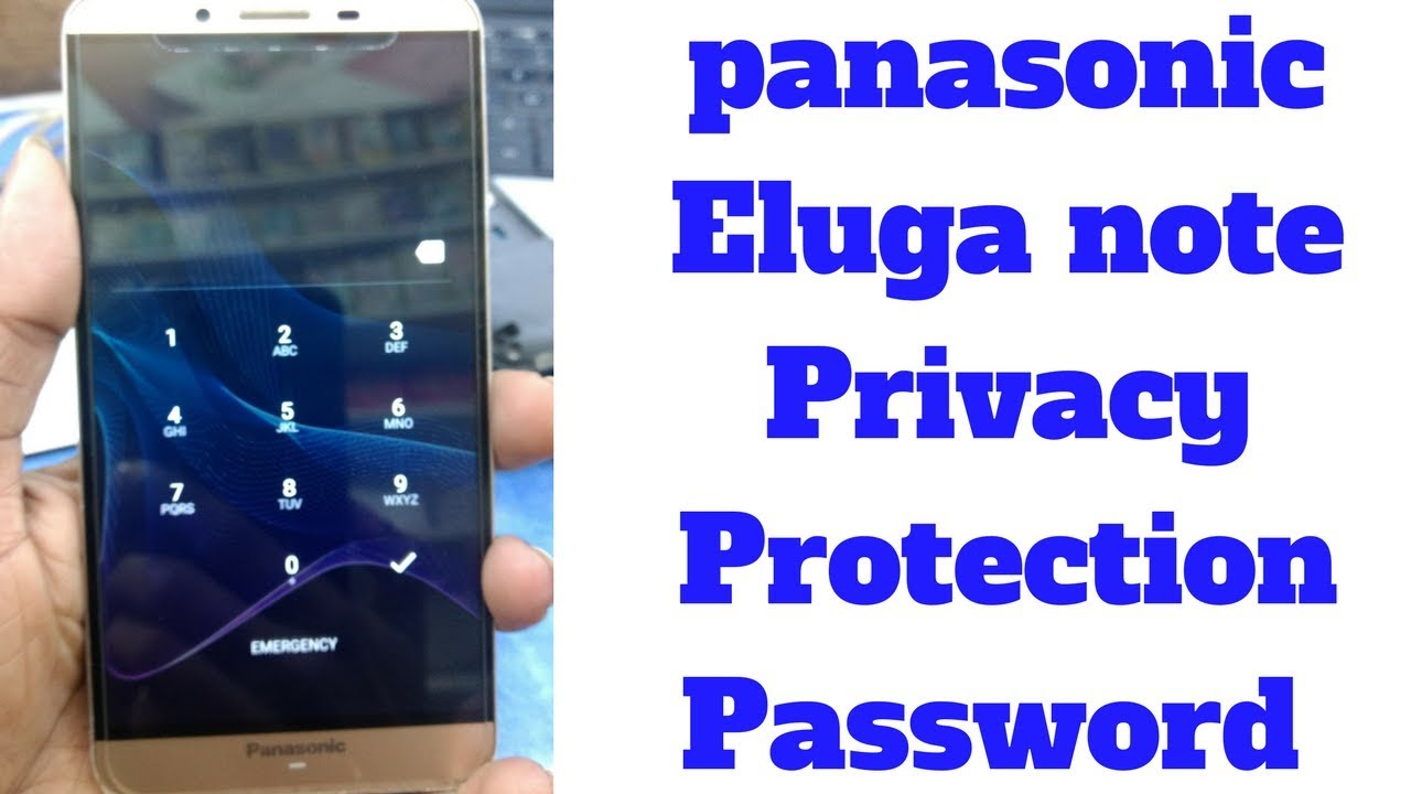 Remove Privacy Protection Password (Anti Theft) done 100