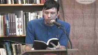 Boyd Rice and Max G. Morton at Strand Book Store, 08-06-09, part 1 of 3