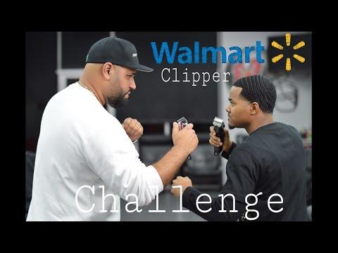 Walmart Clipper Challenge! Response to Chris Bossio!