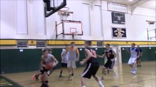 Central York 7th & 8th Grade Basketball Scrimmage vs. St. Leo's 11/6/15