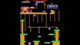 Arcade Longplay [355] Donkey Kong Jr.
