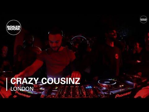 Crazy Cousinz Boiler Room London DJ Set