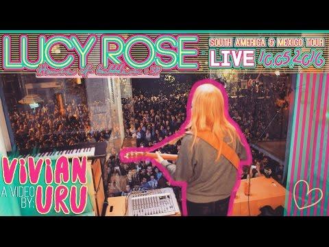 ♪ Lucy Rose @ House of Bubbles   São Paulo • Vivian Uru ♪