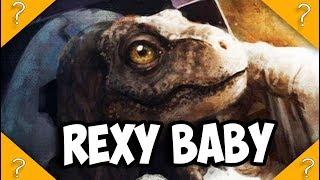 REXY as a baby - T-REX POV
