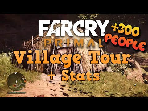 Wenja Village: +300 Population and Stats
