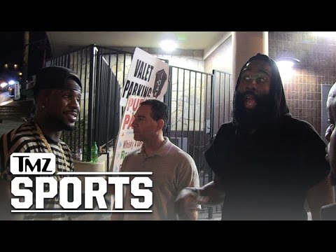 NBA's James Harden -- I Didn't Steal from Lil B ... I Don't Know Who He Is! | TMZ Sports
