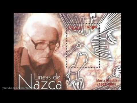 Mysterious Nazca Lines ~ Homage to Maria Reiche