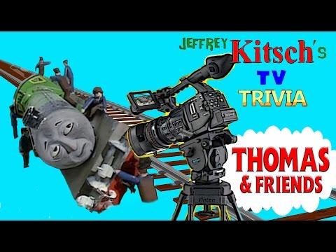 Kitsch's TV Trivia  Failed Thomas & Friends TV pilot