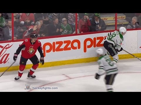 Greg Pateryn vs Mark Borowiecki Mar 16, 2018
