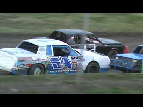 Factory Stock Heat Race Humboldt Speedway 7/21/17