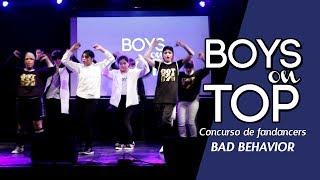 [BOYS ON TOP '17] BAD BEHAVIOR - Girls Girls Girls (GOT7)   Ganadoras Concurso