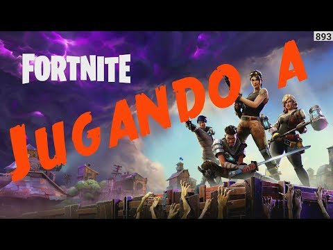 Fortnite #8 - Mas Zombies - Gameplay Español 1080p HD 60fps