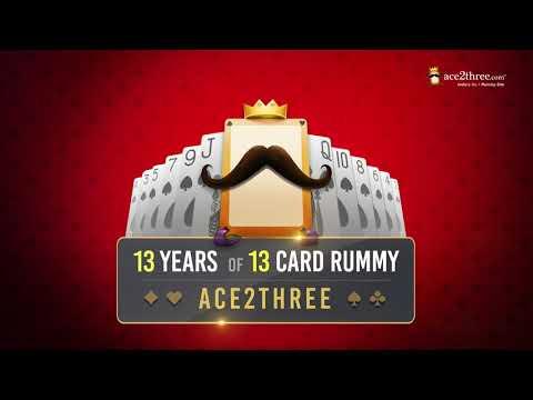 Ace2Three Rummy: 13 Card Games   Online Rummy    Get 130% WELCOME BONUS