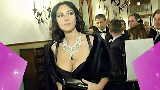 Monica Bellucci in St.Moritz