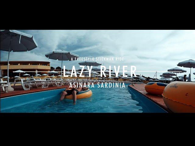 Asinara Lazy River FPV