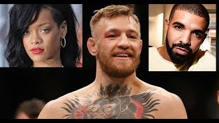 Hip Hop Artists Supporting Conor McGregor NOT Floyd Mayweather