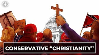 How Conservatives Co-Opted Christianity - YouTube