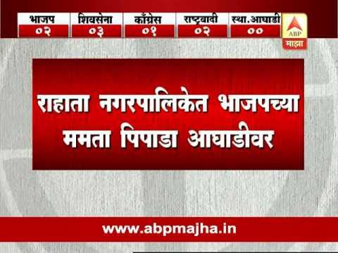Ahmednagar : Rahata : Big blow Radhakrushna Vikhe Patil