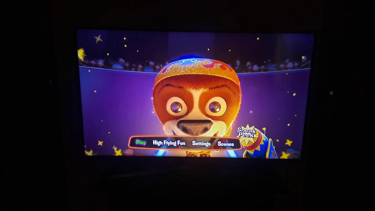 Madagascar 3 Europe S Most Wanted 2012 Blu Ray Menu Walkthrough Uphe 2018 Youtube