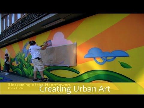 Creating Art on an Urban Canvas