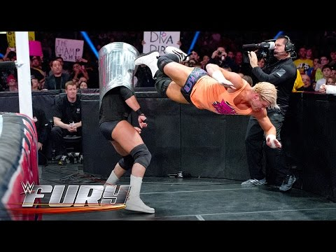 24 dirty trash can attacks: WWE Fury