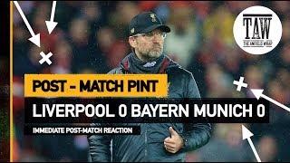 Baixar Liverpool 0 Bayern Munich 0   Post Match Pint