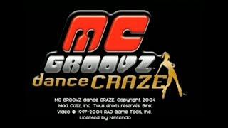 "[Gamecube] Introduction du jeu ""MC Groovz Dance Craze"" de Mad Catz (2004)"