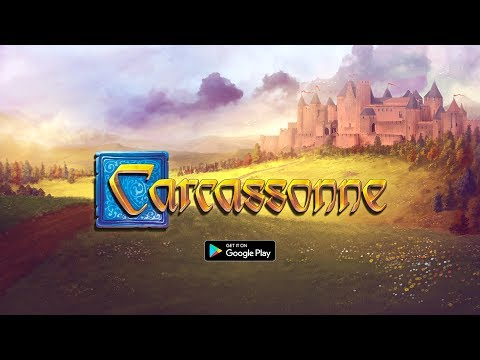 Carcassonne - English Trailer Google Play