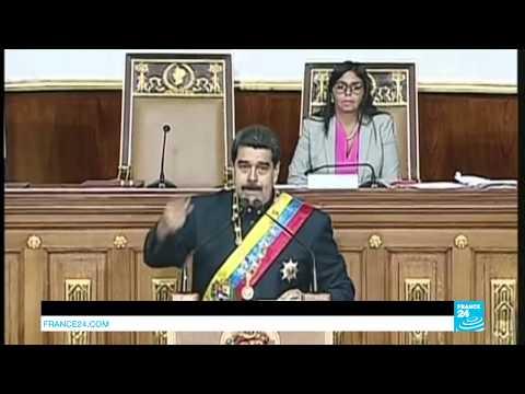 'Here is my hand': Venezuela's Maduro seeks Trump meeting