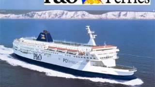 Gambar cover Dover Calais Crossing with P&O Ferries