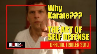 Why Karate??? THE ART OF SELF DEFENSE Official Clip Jesse Eisenberg Comedy
