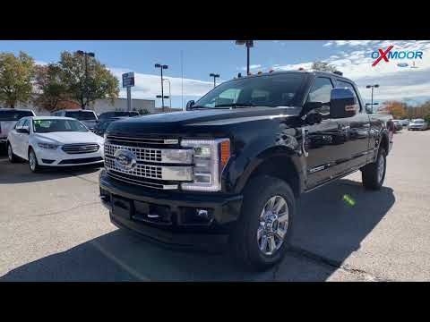 2019 Ford F-250 Platinum, For Sale at Oxmoor Ford Lincoln, Louisville, KY