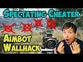 PUBG Cheater / Hacker Exposed - Aimbot, Wallhack & Invisible Playerunknown's Battlegrounds